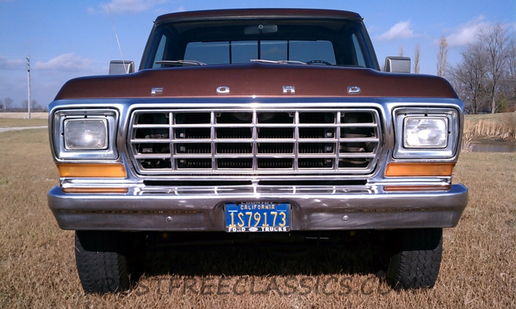 1973 79 F100 Short Bed Ford For Sale.html | Autos Weblog